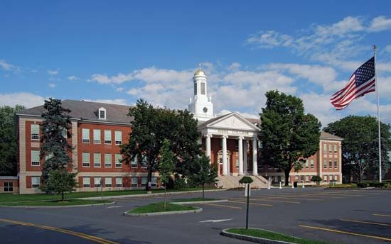 Siena College, Loudonville, NY