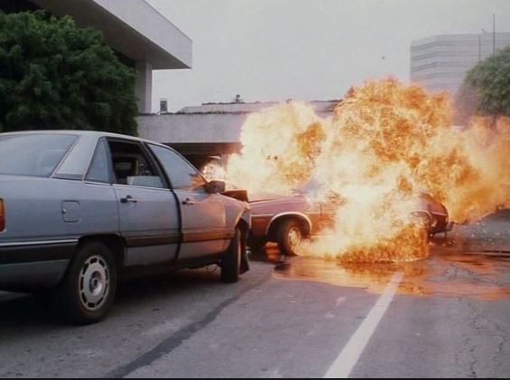 exploding ford pinto